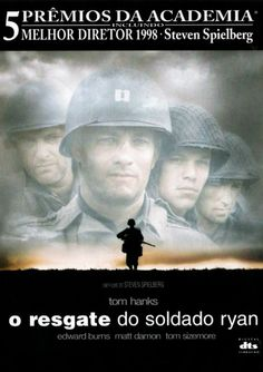 plakat kinowy Saving private Ryan Steven'a Spielberg'a z Tom Hanks, Edward Burns, Matt Damon, Tom Sizemore Matt Damon, Edward Burns, Film Mythique, Tom Sizemore, Saving Private Ryan, Films Cinema, Bon Film, Steven Spielberg, Archie Comics