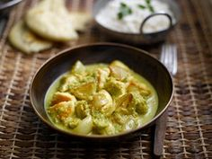Winter detox recipes: South Indian style chicken curry with shallots