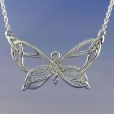 celtic knot butterfly...need Sean to draw this out for me.