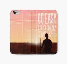 """Stay Free"" #Preacher #Fanart #Cassidy #ProinsiasCassidy #iPhoneWallet"