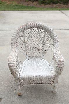 Refreshing Wicker Furniture