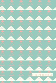 Geometric Surface Design - Piia Põdersalu http://www.piiapodersalu.com/Pattern