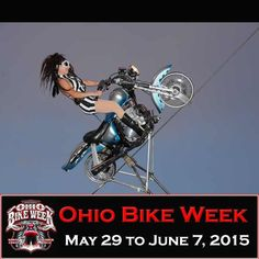 Motorcycle stunts at the 2014 Ohio Bike Week (2015 Dates are May 29 to June 7)  VIP Tickets are still left…www.ohiobikeweek.com/event-tickets.php  **More PICTURES at blog.lightningcustoms.com/oh-bike-week/  #ohiobikeweek #ohiobikeweekdiscount #ohbikeweek #bikeweekohio