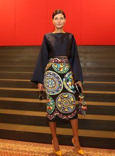 Giovanna Battaglia - Fashion Editor (L'UOMO Vogue) - Page 191 - PurseForum