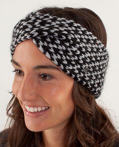 mad knit earwarmer | women's headwear | lululemon athletica