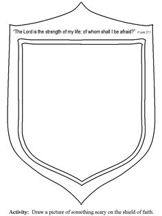 armour of god coloring page - 1000 images about armor of god on pinterest armor of