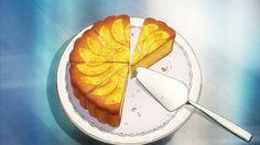 Orange tart! from Toradora - anime food [Orange tart recipe] http://www.taste.com.au/recipes/20728/blood+orange+tart