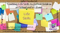 Teaching Life Skills to Gifted Children at School and at Home What Are Life Skills, Life Skills Kids, Teaching Life Skills, Study Skills, Leadership Strategies, Academic Success, Time Management Skills, Student Gifts, Kids Gifts
