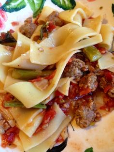 Sprinkles & Sequins: One Pot Wonder: Drunken Noodles