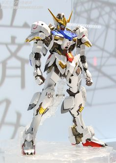 GUNDAM GUY: Hi-Resolution Model: Gundam Barbatos @ Gunpla Expo World Tour Japan 2015 (Akihabara)