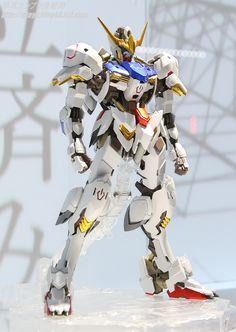 GUNDAM GUY: Hi-Resolution Model: Gundam Barbatos @ Gunpla Expo World Tour Japan 2015 (Akihabara)