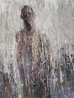 Carl Melegari     'Verne'      Oil on canvas
