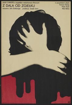 """Movie Poster of the Week: John Schlesinger's """"Far from the Madding Crowd"""" on Notebook 