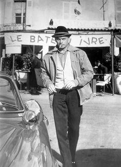 Yul Brynner,1960