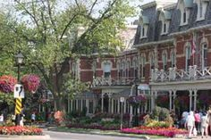 A little town I stumbled upon while I was Niagara Falls, Canada. This is Niagara Falls on the Lake. Wine country surrounds the place. Would love to go back in the summer.