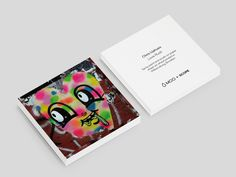Business card printing williamsburg brooklyn gallery card design printing williamsburg brooklyn material design business cards material design products love rush created by chris uphues spray paint and reheart Images
