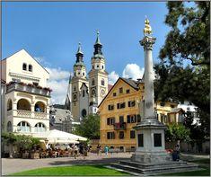 Brixen (Bressanone), Südtirol, Italy.
