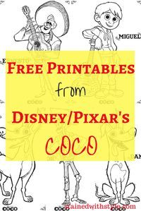 Free Printable from Coco-Pin this!