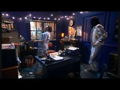The Mighty Boosh/ I Can't Go For That..One of my favorite British Comedies..love the Boosh and Bob Fossil!
