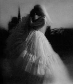 Photographer Lillian Bassman, 1950s