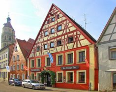 Hotel Am Ellinger Tor, Weissenburg, Germany