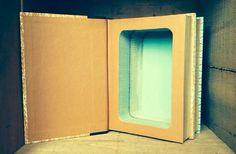 Double Book Safe Readers Digest 3 by HollowedSecrets on Etsy, $38.99 Secret Box, The Secret Book, Secret Storage, Hidden Storage, Secret Places, Hidden Places, Book Binding Glue, Secret Hiding Spots, Book Safe