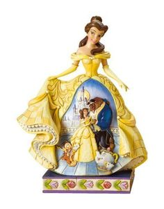 Disney-Traditions-by-Jim-Shore-Beauty-and-the-Beast-Figurine-Moonlit-Enchantment