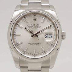 Rolex Datejust (Ref. 116200)