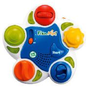 Leapfrog Fix The Mix Game Fix The Mix! This 2 player game teaches sequences, motor skills, alphabet, days of the week and daily routine with 3 levels of play. http://www.comparestoreprices.co.uk/educational-toys/leapfrog-fix-the-mix-game.asp