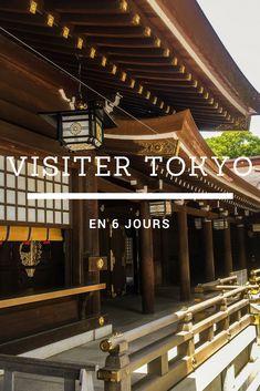 Visiter Tokyo en 6 jours. Que faire et que voir dans la capitale japonaise? Les quartiers à visiter absolument? Où dormir? Comment se déplacer? Tout ce que vous devez savoir pour organiser votre voyage à Tokyo. #tokyo #visitertokyo #japon #voyageaujapon