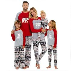 77 Best Family Christmas Pajamas Images In 2019