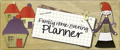 Family Home Evening Planner website
