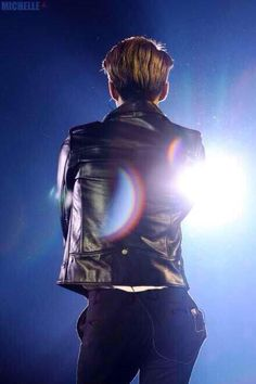 Sexy sehun's sexy backside