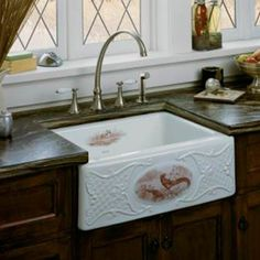 86 best Antique Retro Kitchen Faucets And Sinks Ideas For New ...
