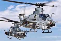 https://flic.kr/p/21Ayh2u   PAIR OF SPADES   A pair of AH-1Z Vipers from HMLA-267 'Stingers' return to NAF El Centro after a live-fire sortie on the nearby ranges.