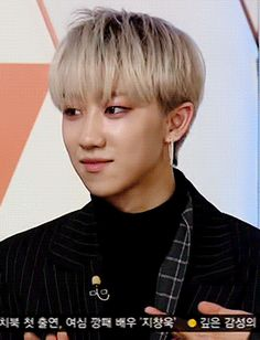 Awwww minghao looks cute when he pulls that facial expression