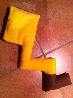 Pikachu Tail Cosplay Tutorial