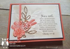 Layering Backgrounds ~ Rose Wonder stamp set