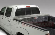 Toyota Tacoma Bed Mounted Toolbox
