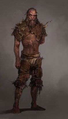 View an image titled 'Wogah Art' in our Far Cry Primal art gallery featuring official character designs, concept art, and promo pictures. Fantasy Character Design, Character Creation, Character Concept, Character Art, Concept Art, Foto Fantasy, Fantasy Rpg, Medieval Fantasy, Dark Fantasy