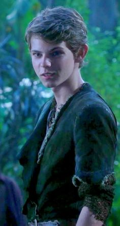 Evil Peter Pan in Once Upon a Time