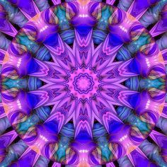 Fractal Kaleidoscope --- Taffy Candy Kaleidoscope | Flickr - Photo Sharing!