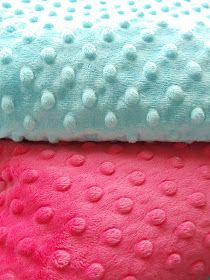 My Cotton Creations: Tips For Sewing With Minky