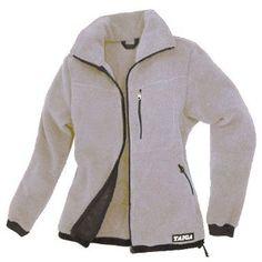 TAIGA Fleece Jacket-300 - Women's Polartec?-300 Fleece Jacket, Light Grey, MADE IN CANADA