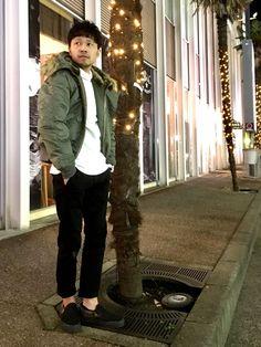 【AVIREX / アヴィレックス】新潟店 N-2B COMMERCIAL N-2B COMMERCIAL No.6152176 カラー : BLACK, SAGE, ROYAL サイズ : M, L, XL, XXL プライス : ¥28,000 + tax 定番アイテム N-2B☆ 冬対策もバッチリ! 2017.11.14 新潟店STYLE