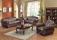 Nathaneal Sofa Set