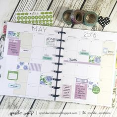The Organizing Companion  has free monthly printables available on her website…