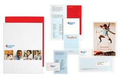 Minute Clinic identity pack