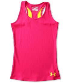 Under Armour Kids Girls' Victory Tank Top (Big Kids) Nike Under Armour, Under Armour Kids, Under Armour Shirts, Big Kids, Kids Girls, Athletic Wear, Athletic Tank Tops, Sport Outfits, Cute Outfits
