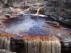 Cachoeira das Orquideas, Chapada Diamanatina, BA